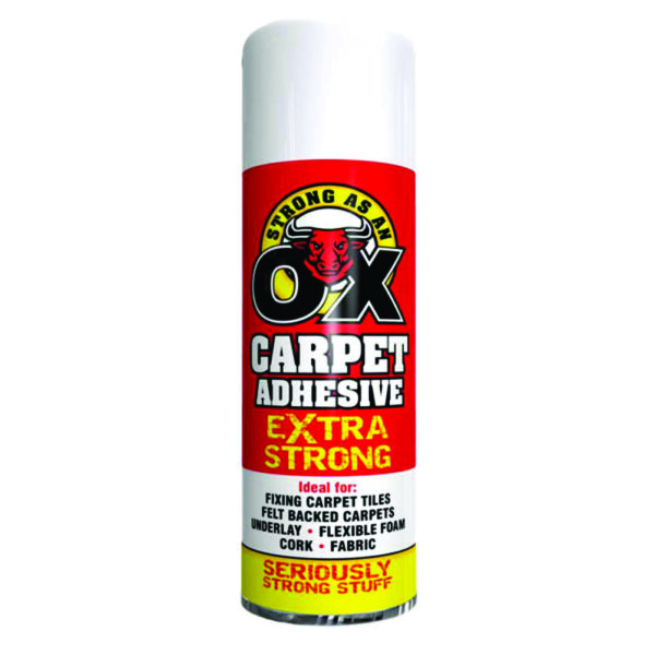 Extra Strong Adhesive Carpet 500ml