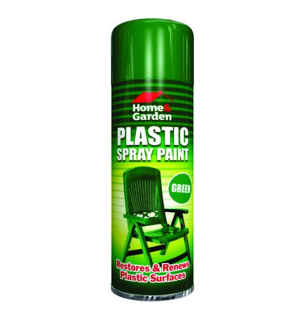 Plastic Green 300ml