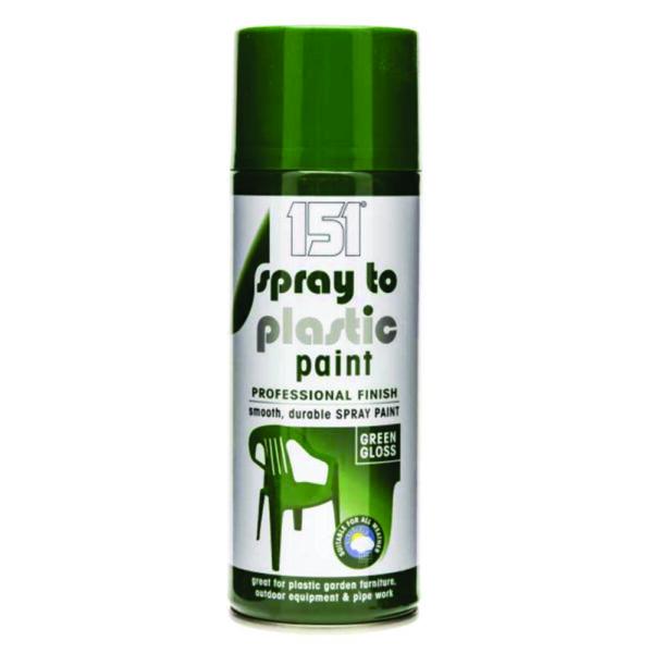 151 Plastic Green 400ml