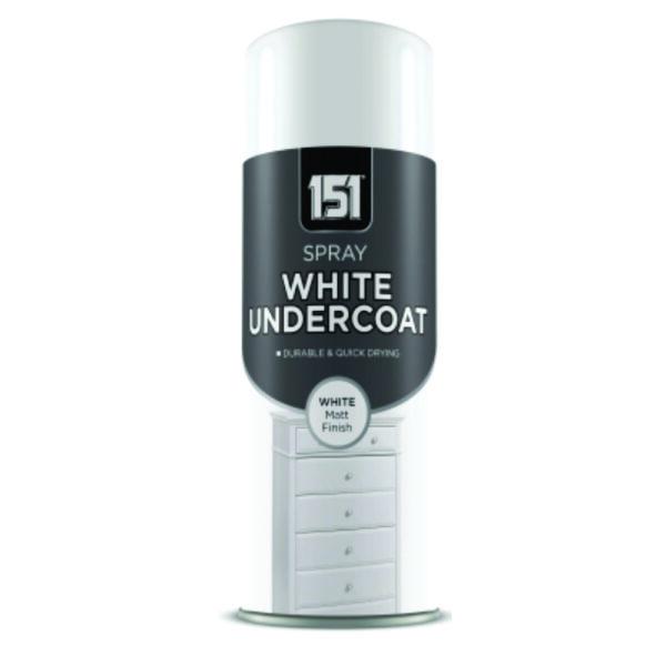151 White Undercoat