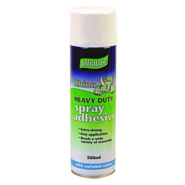 Rhino Heavy Duty Adhesive 500ml