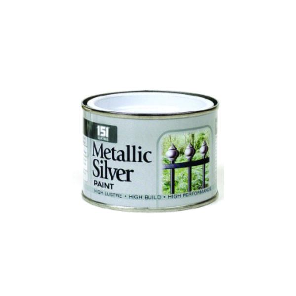 151 Metallic Silver 180ml